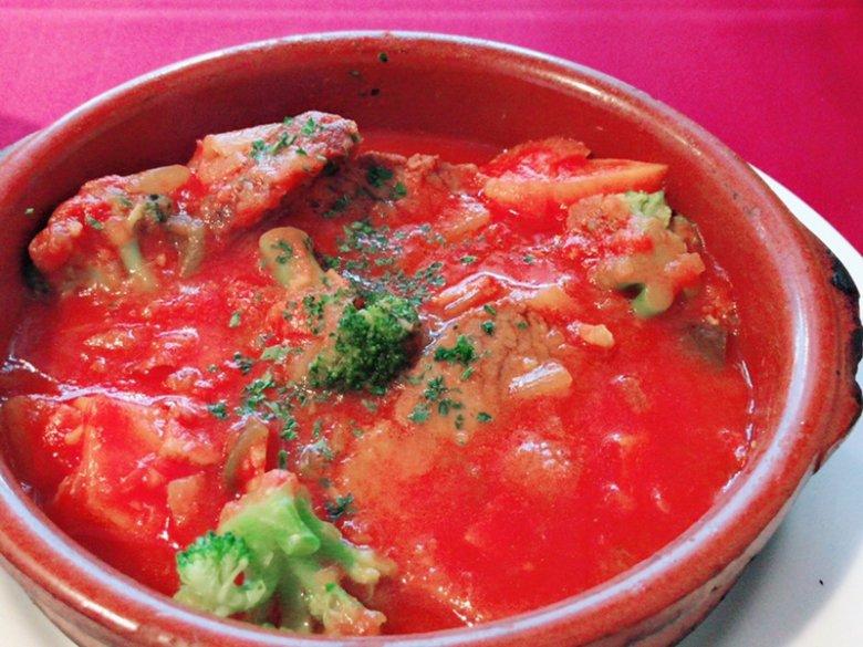期待以上の美味しさ!大満足な渋谷の老舗ランチ、スペイン料理びいどろ