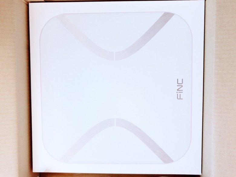 FiNCの体重計、FiNCオリジナル体組成計を購入しました!これでキレイになる♡